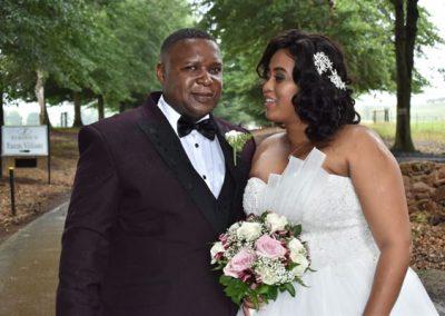 Themba & Lungo Nkosi's Wedding 3 February 2019